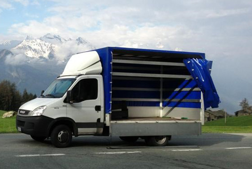 iveco daily express